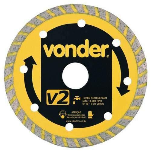 Disco Diamantado V2 - Vonder