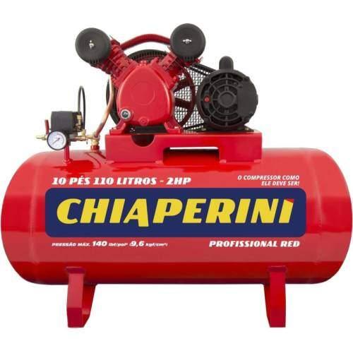 Compressor Ar 10/110 Rch 110l C/mm 2hp
